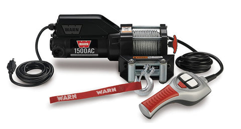 WARN 1500 AC Utility Winch