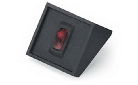 4X Light Rocker Switch - Illuminated - Red