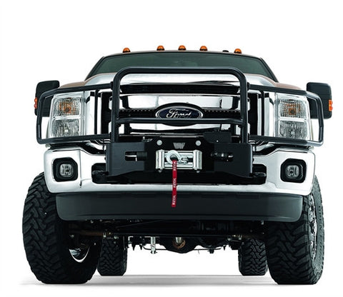 Gen II Trans4mer - Winch Carrier Black Must Purchase This Part Number For The Following Winches - PowerPlant HP&HD Zeon VR 9.5 XD9i XD9 M8 - Requires Bracket Kit