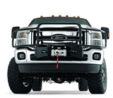 Gen II Trans4mer - Light Bar -  OPTIONAL -  Black - Requires Winch Carrier Kit & Grille Guard