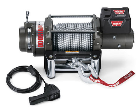 M15000 DC WARN Winch