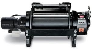 Series 20 XL LP, Long Drum, Air Clutch - Pressure below 3000psi