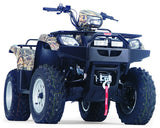 ATV Front Bumper - Not Compatible w/Warn Multi Mount Kit