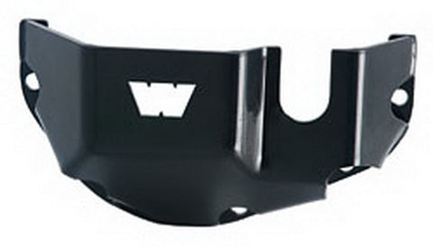 Differential Skid Plate - Dana 44 - Black