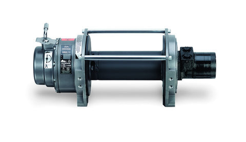 Series 15 Hydraulic - Industrial Winch - 15000 lb - Anti Clockwise Rotation