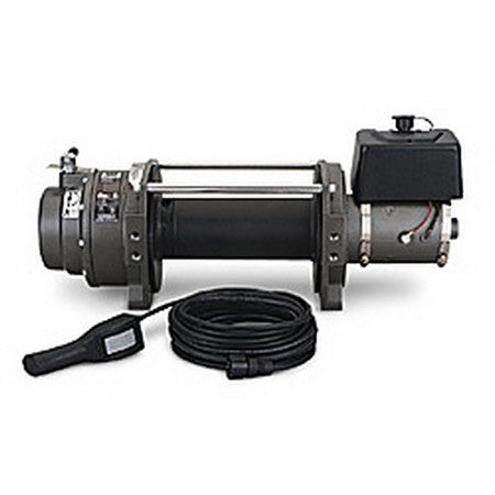 Series 15 DC - Industrial Winch - 15000 lb. - 24V DC Motor