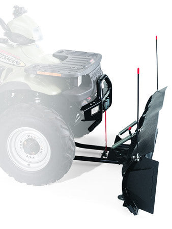 Plow Blade Side Wall - Steel - For UTV Plow Blade PN[70935] w/Pre Drilled Ribs