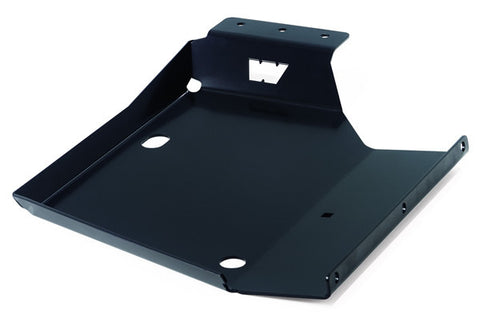 Transfer Case Skid Plate - Fits Vehicles Equipped w/NP231 Transfer Case Only - Black