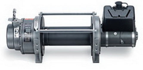 Series 18 DC - Industrial Winch - 18000 lb. - 24V DC Motor