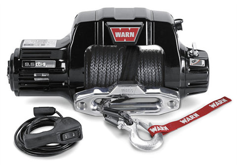 9.5CTI S - Warn Winch - 9500 lb.- w/synthetic Rope