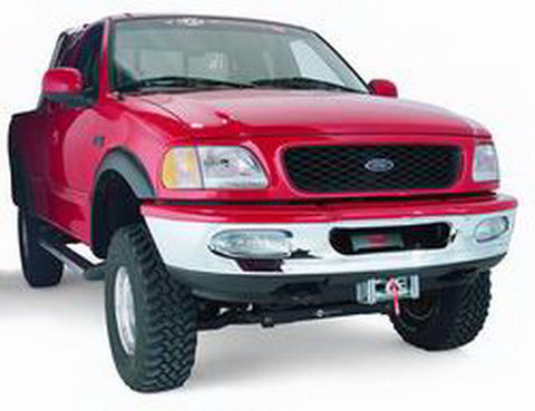 Hidden Kit - Winch Mounting System - For Use w/Winch Models 16.5ti - M12 - M15 - Can Not Be Used w/Optional Factory Drv Lights