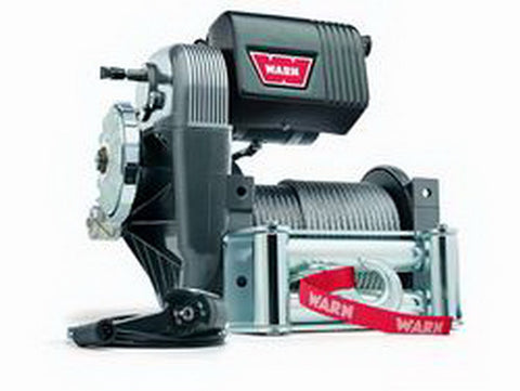 M8274 50 - Warn Winch - 8000 lb w/Roller Fairlead, Wire Rope