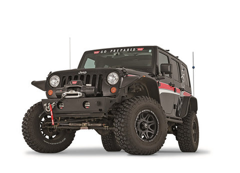 Elite Series - Front Bumpers - w/o Grille Guard Tubes