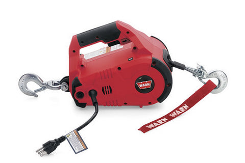 PullzAll Hand Held Electric Pulling Tool - Corded 120V - 1000 lb. Capacity