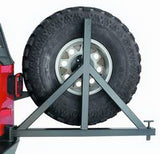 Bumper Tire Carrier - For Use w/PN[62947] Rear Bumper