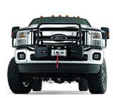 Gen II Trans4mer - Grille Guard -  OPTIONAL -  STAINLESS STEEL - Short Grille - Will not accept Brush Guards