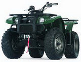 ATV Winch Mounting System -  Mount Modification May Be Required