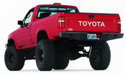 Rock Crawler - Rear Bumper - 4WD Only
