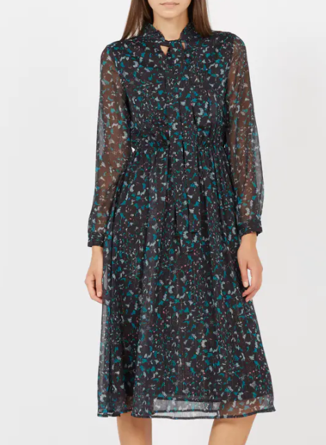 Speckle Dress