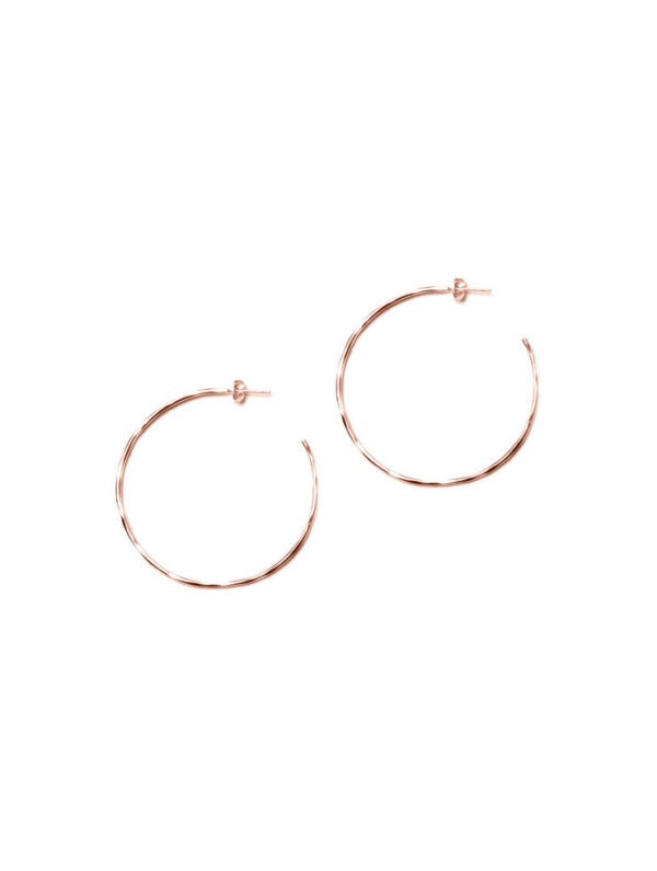 Hoops-Cocktail 35mm Rosegold
