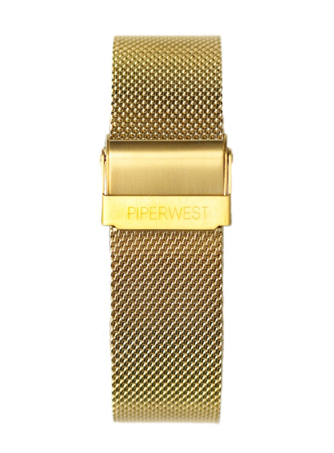 Mesh Minimalist in Gold