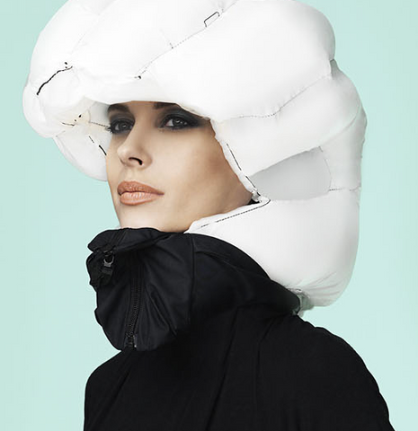 Self-Inflating Bike Helmet from Hovding