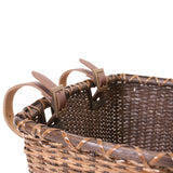 retrospecbicycles.com - Toto Handwoven Cane Basket , Retrospec Bicycles - 3
