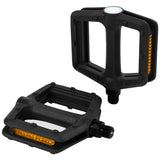 retrospecbicycles.com - Low-Pro BMX Pedals Black, Retrospec Bicycles - 1