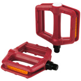 retrospecbicycles.com - Low-Pro BMX Pedals Red, Retrospec Bicycles - 13