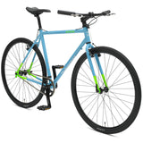 retrospecbicycles.com - Amok SS UrbanCross Bike (CX) 50cm-s / Light Blue and Green, Retrospec Bicycles - 4