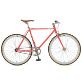 Retrospec Bicycles - Mantra V2 Coral / 43cm-xs, Retrospec Bicycles - 4