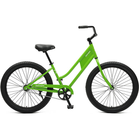 "24"" Single Speed Charter Rental Cruiser"