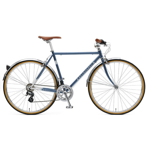 Retrospec Bicycles - Kinney 14-Speed Flat Bar Bike , Retrospec Bicycles - 1