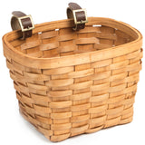 retrospecbicycles.com - Gingham Picnic Basket Cedar, Retrospec Bicycles