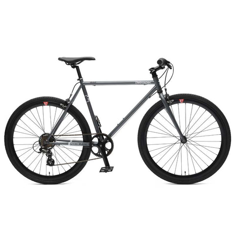 Retrospec Bicycles - Mantra-7 43cm-xs / Graphite and Black, Retrospec Bicycles - 1