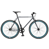 Retrospec Bicycles - Mantra V2 Graphite and Teal / 43cm-xs, Retrospec Bicycles - 6