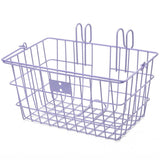 retrospecbicycles.com - Apollo-Lite Mini Lift-Off Bike Basket Lavender, Retrospec Bicycles - 4
