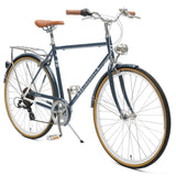 Retrospec Bicycles - Mars-7 Diamond Seven-Speed City Bike , Retrospec Bicycles - 3
