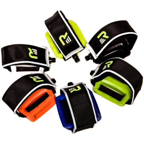 retrospecbicycles.com - BMX Pedal & Velcro Straps , Retrospec Bicycles - 1