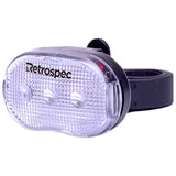 retrospecbicycles.com - Venice Bike Headlight and Taillight Set Headlight, Retrospec Bicycles - 2