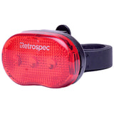 retrospecbicycles.com - Venice Bike Headlight and Taillight Set Taillight, Retrospec Bicycles - 3