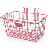 retrospecbicycles.com - Apollo-Lite Mini Lift-Off Bike Basket Pink, Retrospec Bicycles - 6