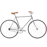 retrospecbicycles.com - Siddhartha Urban Single-Speed Coaster Bike 45cm-xs / Chrome, Retrospec Bicycles - 2