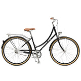 Retrospec Bicycles - Venus-1 Step-Thru Single-Speed City Bike Black / 38cm, Retrospec Bicycles - 6