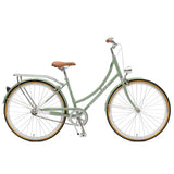Retrospec Bicycles - Venus-1 Step-Thru Single-Speed City Bike Mint / 38cm, Retrospec Bicycles - 1