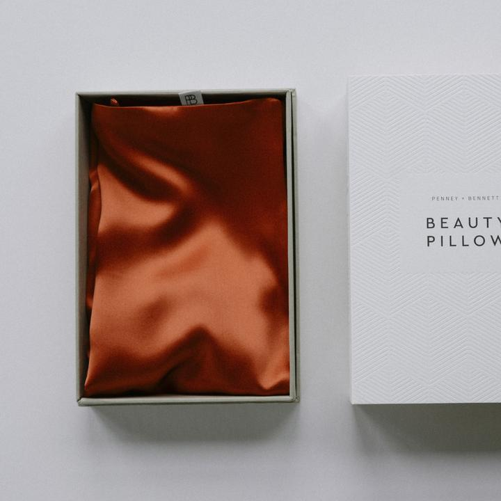 Penney + Bennett -Beauty Pillow