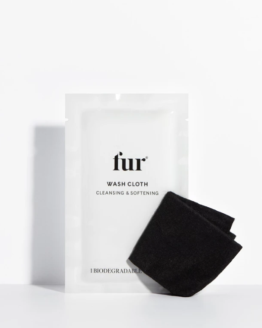 Fur Wash Cloth