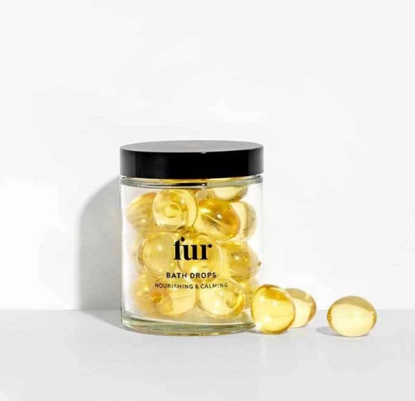 Fur Oil Bath Drops
