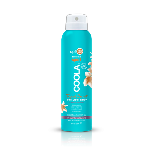 Coola Sunscreen Spray Tropical Coconut SPF30