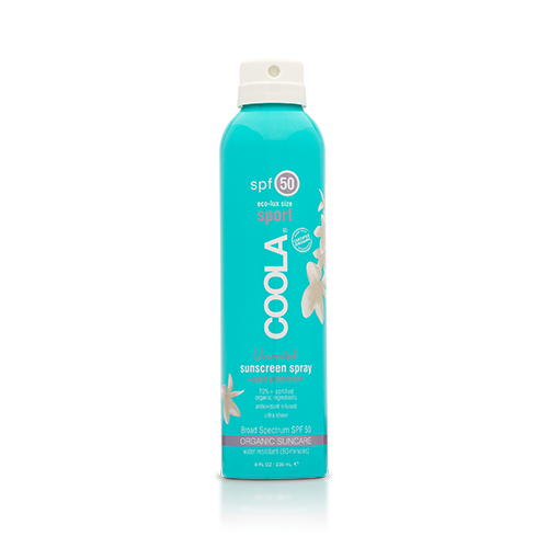 Coola Sunscreen Spray Unscented SPF50 (177mL)